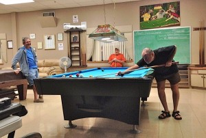 Sunshine, sunsets, good people, pool, hot tub, billiards draw us back to SKP Kofa RV Park in Yuma