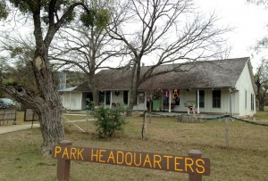 South Llano (Texas) State Park for the umpteenth time