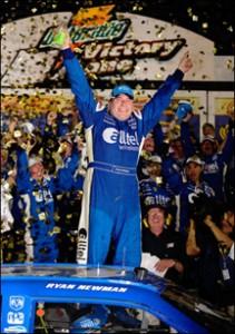 NASCAR's Ryan Newman an RVer