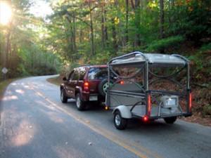 Sylvan Sport lightweight adventure tent camper
