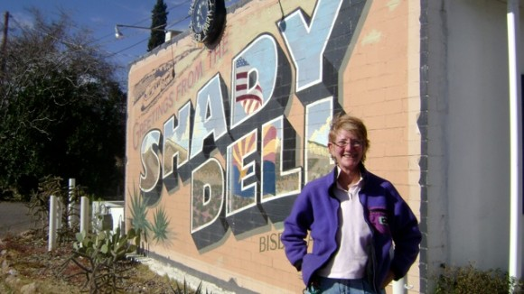 Vintage Shady Dell RV Park in Bisbee, Ariz.