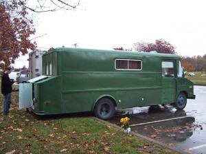 Eco-friendly green RVing