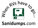 Find RV dump stations online