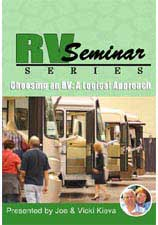 Great deals on selected Joe & Vicki Kieve RV DVD