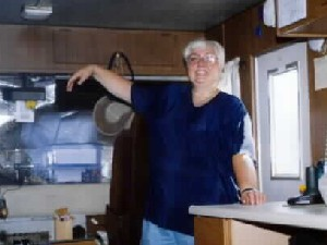 RV holiday memory from solo Adrienne Kristine
