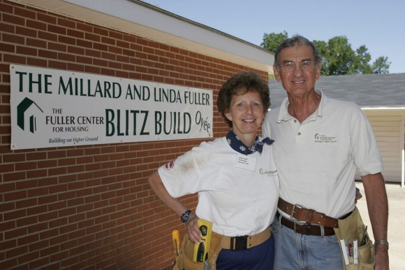 Habitat co-founder Millard Fuller dies — Sad news for Habitat RV-Care-A-Vanners, world