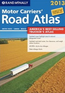 """2013 Motor Carriers' Road Atlas"""