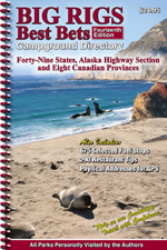 2009 Big Rigs campground directory