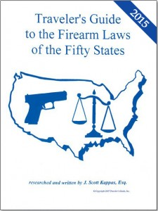 2015 guide to firearm laws, state by state