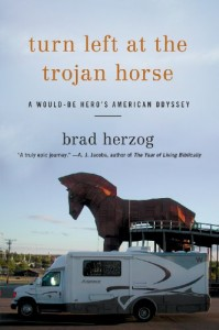 RVer and author Brad Herzog's RV travel memoir