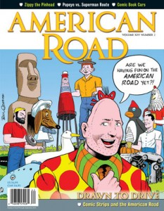 The nostalgic American Road Magazine