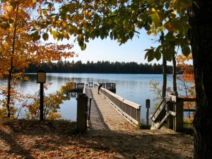USFS' Colwell Lake Campground in Michigan, another amazing suprise
