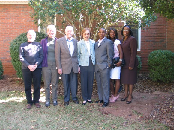 RV Short Stop: Visit Plains, Georgia, and hear Pres. Jimmy Carter at his Sunday Bible class