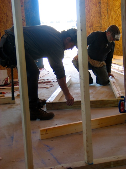 Week 1, Day 5 – TGIF on Habitat build in Sebring
