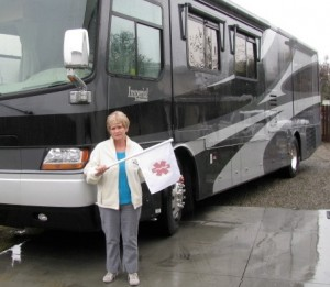 Recent postings on RV Short Stops, Women RVers