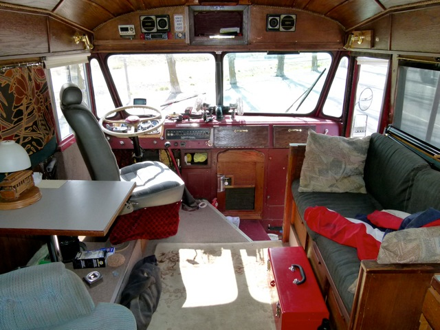 Rv Wheel Life 187 Blog Archive 187 Another Sweet School Bus