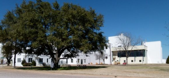 Stop by Spoetzl Brewery in Shiner, Texas, to stretch your legs