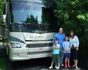 Herzog family traveling Northwest this summer