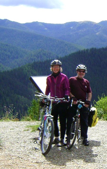 Hiawatha Trail = healthy RV travel break