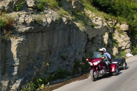 Motorcycles love Glacier's 'Going to Sun'