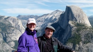 Glacier Point's panoramic views of Yosemite