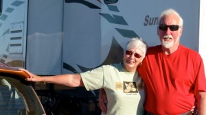 Catching up with old, and relatively new, RV friends — one of joys of RV lifestyle