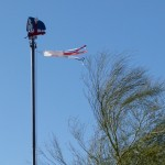 SKP RoVer's Roost RV park near Casa Grande, Az, is safe port of call in high wind advisory