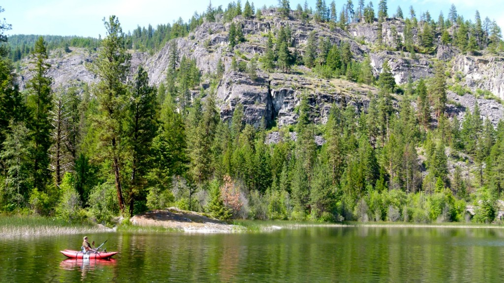 Off on short RV camping trip to tiny, no frills campground in Colville National Forest