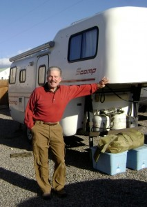 'Small towable RVs' part 4 -- One man's search for the perfect sized RV for his active retirement