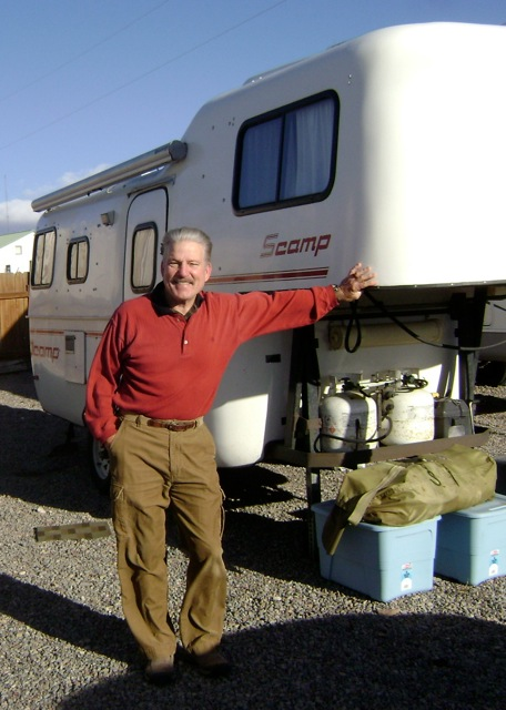 'Small towable RVs' part 4 — One man's search for the perfect sized RV for his active retirement