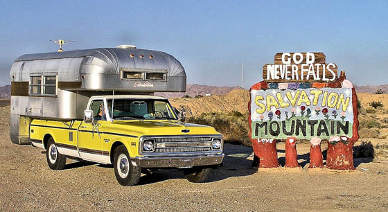 RV Wheel Life Blog Archive Check Out This Classic 68 Silver
