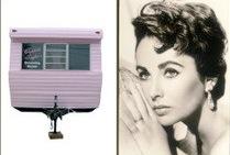 Elizabeth Taylor's custom Aljo trailer sold at auction