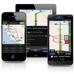 Navigational apps for RVing