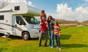 'Green' RVing tips from young RV family