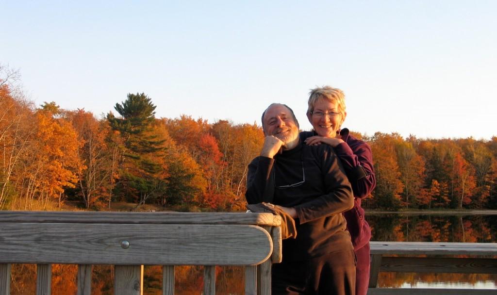 RV Michigan for fabulous autumn color