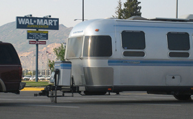 Free RV Travel e-zine talks of 'high cost of camping'