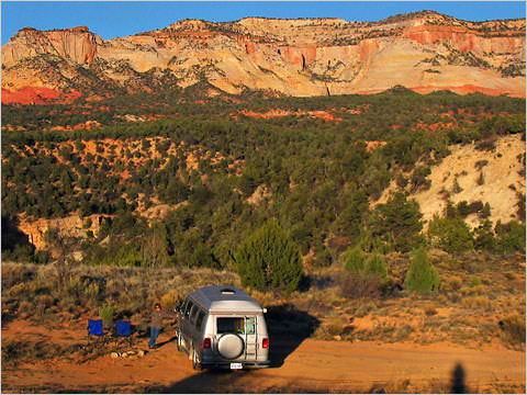 'Boondocking' part 2 — Marianne Edwards of Frugal RV Travel.com