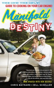 Books for cooking on the go: 'Manifold Destiny' and 'Diesel Dining'