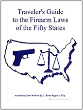 More holiday gift suggestions for RVers: 'Traveler's Guide to the Firearm Laws of the Fifty States'