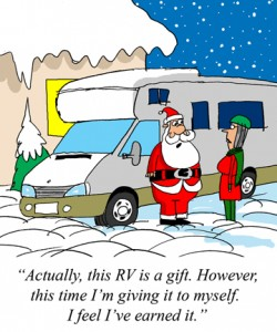 RVTravel e-newsletter out every Saturday