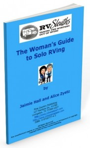 Resources for solo women RVers