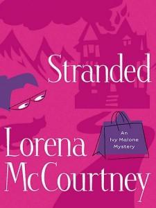 Mystery writer weaves RV into plot