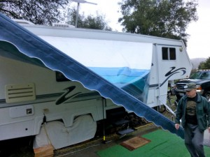 RVer Jimmy Smith writes about 'Awning Etiquette'