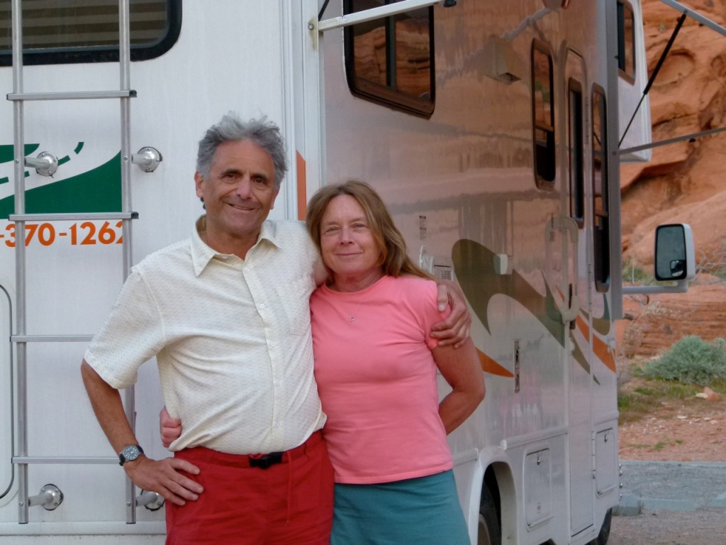 Rent an RV … before buying