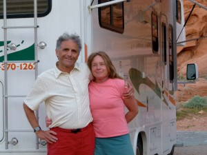 Rent an RV ... before buying