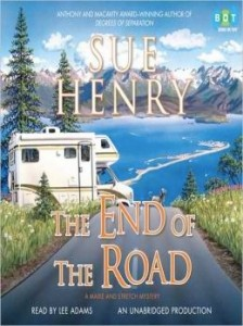 Alaska author Sue Henry created RV mystery series