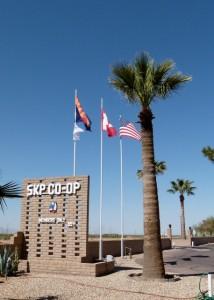 SKP RoVer's Roost RV park near Casa Grande