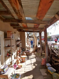 Village of Tubac is a fun RV Short Stop when kicking around south central Arizona with friends