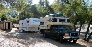 A shift in our RV life; Jimmy Smith's reflections on 'saying goodbye' to one phase of life and opening up to the unknown