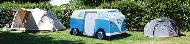 VW Camper Van Tent … love it.